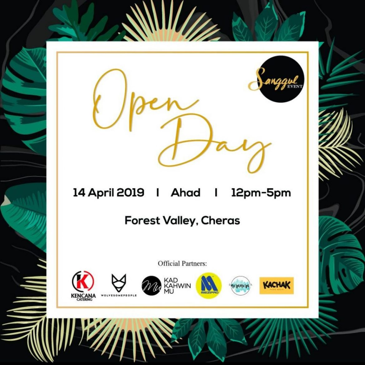 OPEN DAY SANGGUL EVENT